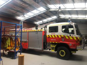 Bargo Rural Fire station Lynch Building Group
