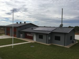 Gulgong Rural Fire station Lynch Building Group
